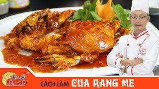 Download Cách làm Cua Rang Me thật ngon cùng Chef Toan | Khám Phá Bếp Việt Video