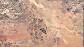 Download Google Timelapse: Al Jowf, Saudi Arabia Video