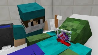 Download Monster School: Surgical Operation - Zombie! - Minecraft Animation Video