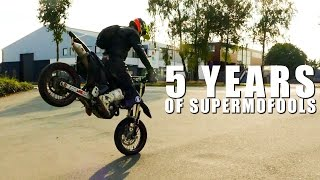 Download THIS IS SUPERMOTO - 5 YEARS OF SUPERMOFOOLS! Video