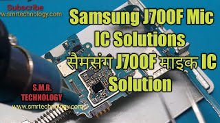 Samsung J700 Back Key Option Key Not Working S M R