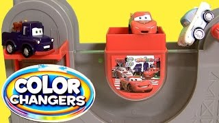 Download Tomica Cars 2 Color Changers Ivan Mater, Security Finn McMissile Takara Tomy by Blu toys Surprise Video