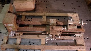 Download Tool Restoration -Heavily Rusted Lathe Video