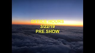 Download Office Hours Live (3/22/19) Video