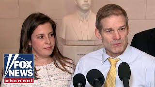 Download Jordan, Stefanik respond to Sondland's impeachment testimony Video