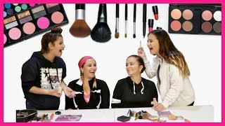 Download DOING OUR MOM'S MAKE UP ″ FUNNY ″ SISTER FOREVER″ Video
