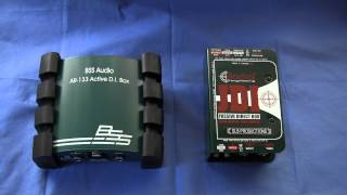 Download DI boxes part 1: What does a DI box do, and when do I need one? Video