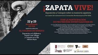 Download ¡Zapata Vive! Coloquio sobre la memoria zapatista Video