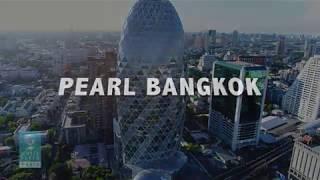 Download ตึกเพิร์ล แบงก์ค็อก Pearl Bangkok Building Drone and Lighting show Video