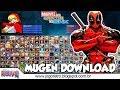 Download Marvel vs. Capcom vs. SNK MUGEN 2018 Video