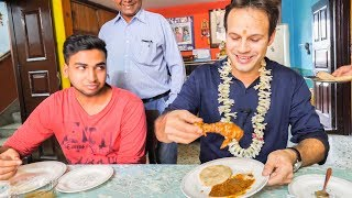 Download AMAZING Indian Food ADVENTURE in KOLKATA, India | BEST Indian Street Food and Homemade Indian CURRY Video