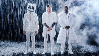 Download Marshmello x Juicy J - You Can Cry (Ft. James Arthur) Video