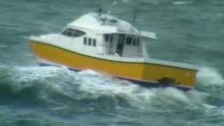 Download Heavy weather sea trials WILDCAT 40 2008 Video