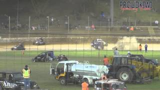 Download Western Springs Speedway Crashes etc 28.12.15 Video