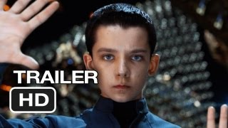 Download Ender's Game Official Trailer #1 (2013) - Harrison Ford Movie HD Video