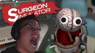 Download Surgeon Simulator 2013 | Part 4 | MARKIPLIER LOSES HIS MIND!! Video
