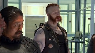 Download Sheamus takes you onto the set of ″Teenage Mutant Ninja Turtles″ Video