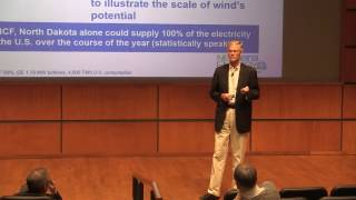 Download Ten Years Hence Lecture: Wind, Solar and Storage: A perspective from the Global Leader in Renewables Video