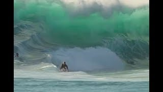 Download The Weirdest and Most Wonderful Waves of 2017 Video