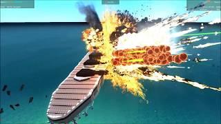 Download From the Depths Tournament BBS4 E31Montana vs Scimitar Video