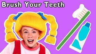 Download Brush Your Teeth + More   Mother Goose Club Nursery Rhymes Video