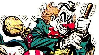 Download Forgotten Super Villains: The Clown Video
