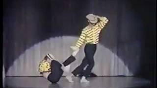 Download Various Clips of Bob Fosse Dancing Video