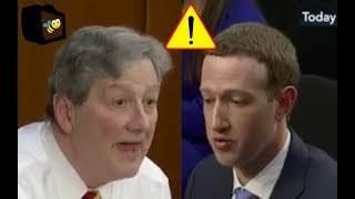 Download Senator SCARES Mark Zuckerberg With Warning! ″You Either Fight Us Or Work With Us To Fix Facebook″ Video