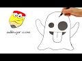 Download Cómo dibujar un emoji fantasma | Emoticones Whastapp | How to draw ghost emoji Video