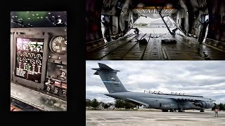 Download C-5M Super Galaxy Can Back Up • Who Knew? Video