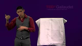 Download Quick Response (QR) Code: Endless Possibilities | Damien Spillane | TEDxGallaudet Video