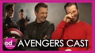 Download Avengers: Age of Ultron cast play 'Who Would You Call?' Video