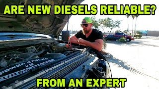 Download Best Diesel Pickup Engines! Are they worth a damn? Chevy, Ford, RAM, GMC Video