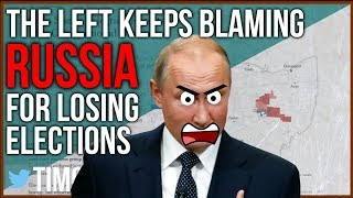 Download The Left Keeps Blaming Russia When They Lose Elections Video