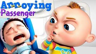 Download TooToo Boy - Annoying Passenger Episode | Videogyan Kids Shows | Cartoon Animation For Children Video