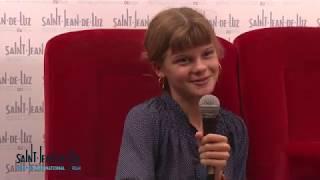 Download Interview de Celeste BRUNNQUELL actrice pour ″Les éblouis″ Video