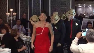 Download The Best Wedding Entrance EVER! Video