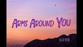 Download XXXTENTACION feat Lil Pump, Swae Lee, Maluma - Arms Around You (Lyrics Video) Video