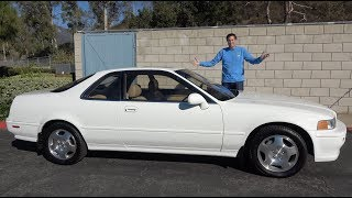 Download The 1994 Acura Legend Coupe Proves that Acura Used to Be Cool Video