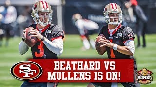 Download Live! Nick Mullens Embracing Competition For 49ers Backup QB | ESPN Projects 4 2019 Wins Video