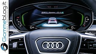 Download 2018 Audi A8 | AI Audi Traffic Jam Pilot AWESOME Interior AUTONOMOUS DRIVE Video