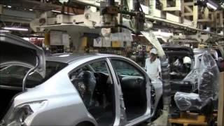 Download Planta de ensamblaje Nissan Aguascalientes México Video