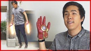 Download Repulsor Gloves Problems (Iron Man) Video