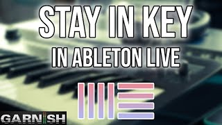 Download Stay In Key | Ableton Live Music Theory Tips & Hacks Video