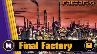 Download Factorio 0.16 - Final Factory #61 8-REACTOR NUCLEAR DESIGN Video