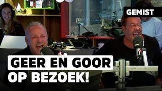 Download Evers heeft slappe lach met Geer & Goor! | 538Classic Video