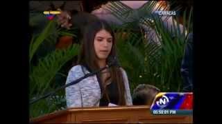 Download Rosinés Chávez, palabras en el Cuartel de la Montaña a 2 años de la siembra de su padre Video