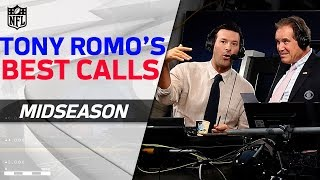 Download Tony Romo's Best Calls from the First Half of the Season! | NFL Highlights Video