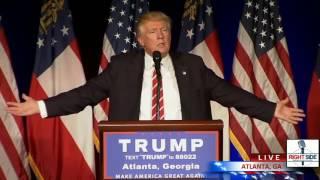 Download Donald Trump talks South Korea & North Korea Video