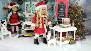 Download American Girl Doll Christmas Room Video